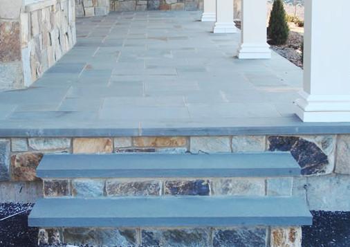 Bluestone Stair Treads